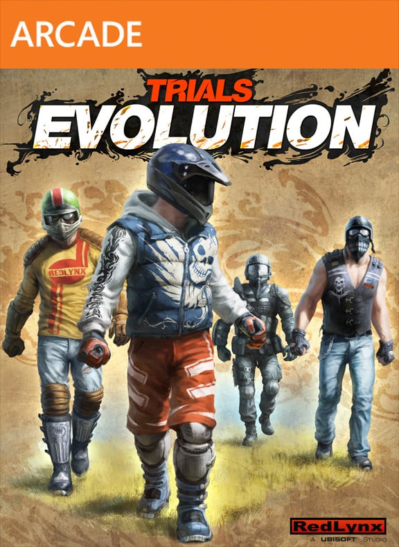 Trials Evolution (XBOX LIVE ARCADE) XBOX 360 (RGH/JTAG)...