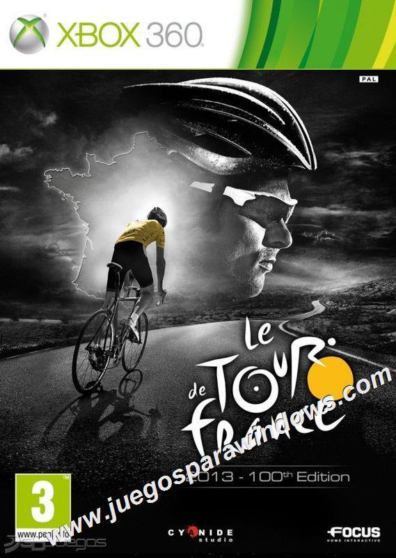 Le Tour De France 2013 XBOX 360 ESPAÑOL Descargar (Regi...