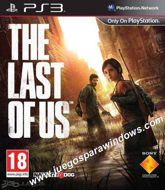 The Last Of Us PS3 Descargar (Custom Firmware 4.20+/FIX...