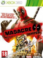 Masacre Deadpool XBOX 360 ESPAÑOL Descargar (Region FREE) XGD3