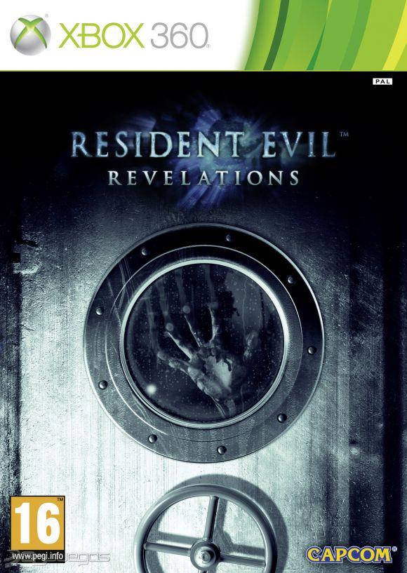 Resident Evil Revelations (Region FREE) XBOX 360 ESPAÑO...