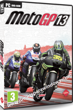 MotoGP 13 PC ESPAÑOL Descargar Full (RELOADED)