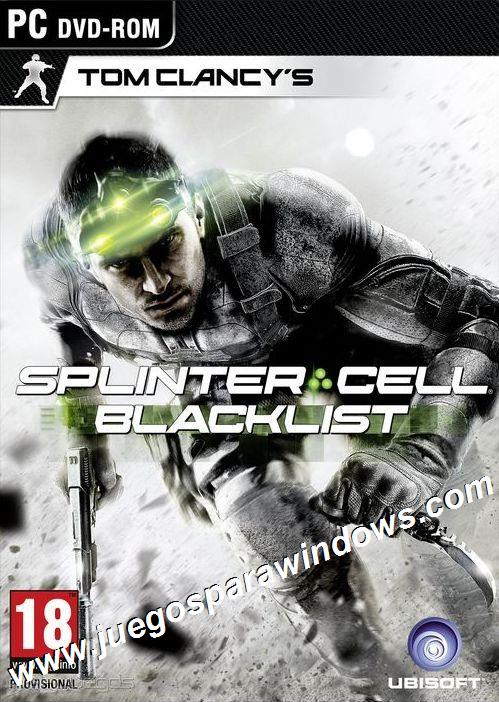 Splinter Cell Blacklist PC ESPAÑOL Descargar Deluxe Edi...