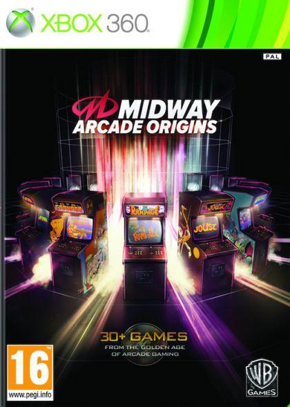 Midway Arcade Origins (Region FREE) XBOX 360 ESPAÑOL De...