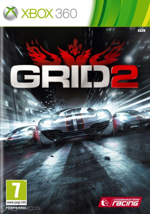 GRID 2 (Region FREE) XBOX 360 ESPAÑOL Descargar