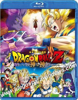 Dragon Ball Z La Batalla De Los Dioses 2013 Full HD 1080p Descargar