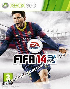 FIFA 14 XBOX 360 ESPAÑOL LATINO Descargar