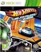 Hot wheels El Mejor Piloto Del Mundo XBOX 360 ESPAÑOL D...