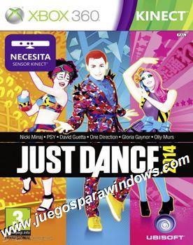 Just Dance 2014 XBOX 360 ESPAÑOL Descargar