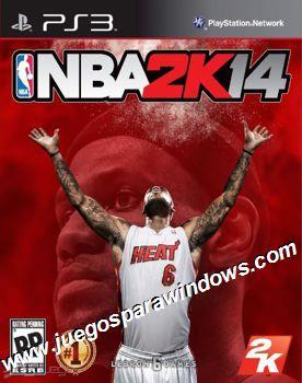 NBA 2K14 PS3 ESPAÑOL Descargar