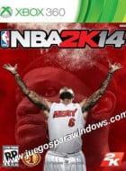 NBA 2K14 XBOX 360 ESPAÑOL Descargar (Region FREE) XGD3 (SPARE)