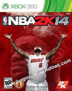 NBA 2K14 XBOX 360 ESPAÑOL Descargar (Region F...