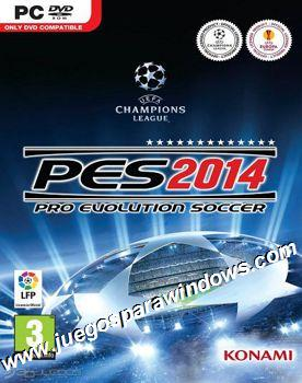 PES 2014 Pro Evolution Soccer PC ESPAÑOL LATINO y CASTE...