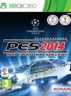 PES 2014 Pro Evolution Soccer XBOX 360 ESPAÑOL LATINO Descargar (Region NTSC-U) XGD3