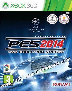 Pro Evolution Soccer 2014 XBOX 360 ESPAÑOL LATINO Descargar