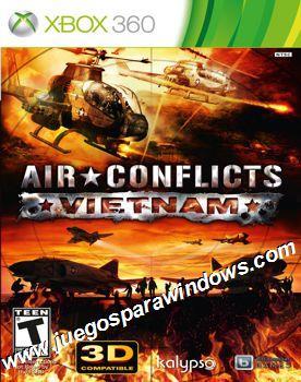 Air Conflicts Vietnam XBOX 360 ESPAÑOL Descargar