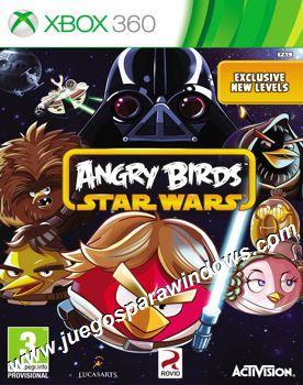 Angry Birds Star Wars XBOX 360 ESPAÑOL Descargar (Regio...