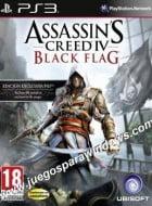 Assassins Creed IV Black Flag PS3 ESPAÑOL Descargar (RiOT) CFW 4.46+