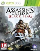 Assassins Creed IV Black Flag XBOX 360 ESPAÑOL Descarga...
