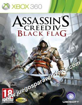 Assassins Creed IV Black Flag XBOX 360 ESPAÑOL Descargar (Region FREE) XGD3 (COMPLEX)