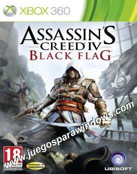 Assassins Creed IV Black Flag XBOX 360 ESPAÑOL Descargar