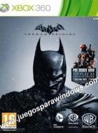 Batman Arkham Origins XBOX 360 ESPAÑOL Descargar (Region FREE) XGD3 (COMPLEX)