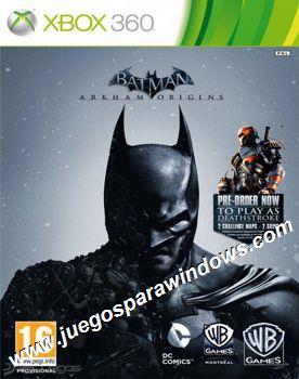 Batman Arkham Origins XBOX 360 ESPAÑOL Descargar