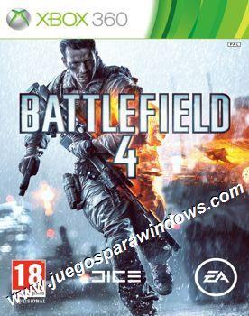 Battlefield 4 XBOX 360 ESPAÑOL Descargar (Reg...