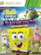Bob Esponja La Venganza De Plankton ESPAÑOL XBOX 360 Descargar (Region FREE) XGD2 (SPARE)