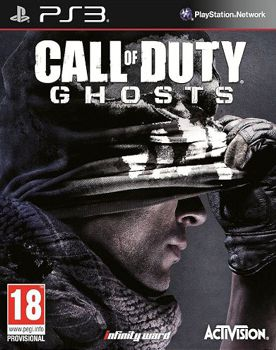 Call Of Duty Ghosts PS3 ESPAÑOL