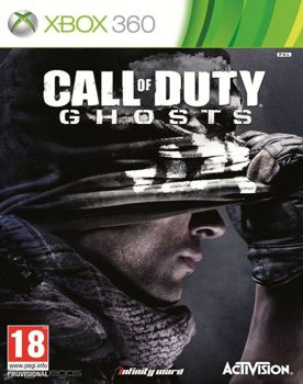 Call Of Duty Ghosts XBOX 360 ESPAÑOL
