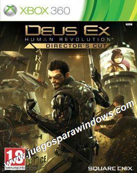 Deus Ex Human Revolution Director's Cut XBOX 360 ESPAÑOL Descargar