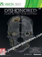 Dishonored Game of the Year Edition XBOX 360 ESPAÑOL Descargar (Region PAL) XGD3 y XGD2 (iNSOMNi)