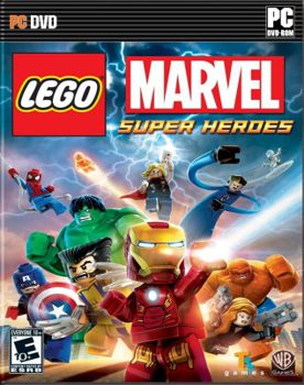 LEGO Marvel Super Heroes PC ESPAÑOL