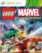 LEGO Marvel Super Heroes XBOX 360 ESPAÑOL Descargar (Re...