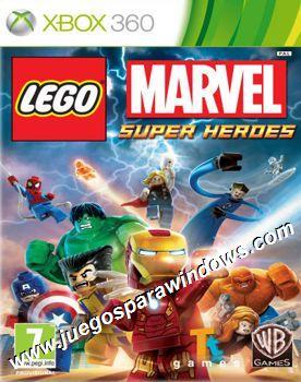 LEGO Marvel Super Heroes XBOX 360 ESPAÑOL Descargar