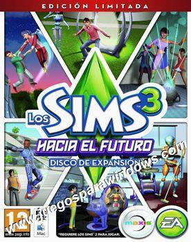 Los Sims 3 Hacia El Futuro PC ESPAÑOL Descargar Full