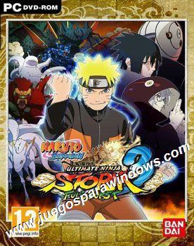 Naruto Shippuden Ultimate Ninja Storm 3 Full Burst PC ESPAÑOL Descargar Full