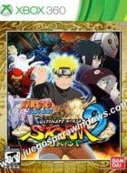Naruto Shippuden Ultimate Ninja Storm 3 Full Burst XBOX 360 ESPAÑOL (Region NTSC-U/PAL) XGD3 (PROTON)