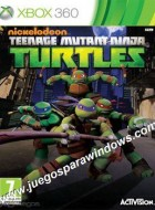 Nickelodeon Teenage Mutant Ninja Turtles XBOX 360 ESPAÑOL Descargar (Region FREE) XGD2 (iMARS)