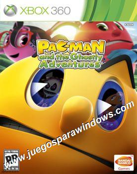 PAC-MAN and the Ghostly Adventures XBOX 360 ESPAÑOL Descargar