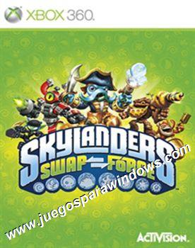 Skylanders Swap Force XBOX 360 ESPAÑOL Descar...