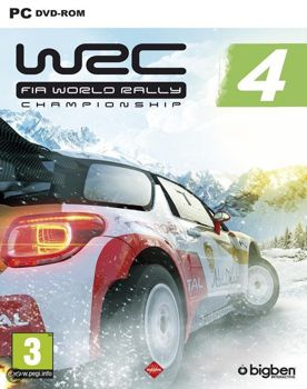 WRC FIA World Rally Championship 4 PC ESPAÑOL Descargar Full