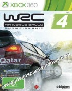 WRC FIA World Rally Championship 4 XBOX 360 ESPAÑOL Descargar (Region PAL) XGD2 (COMPLEX)