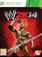 WWE 2K14 XBOX 360 ESPAÑOL Descargar (Region FREE) XGD3 (SPARE)