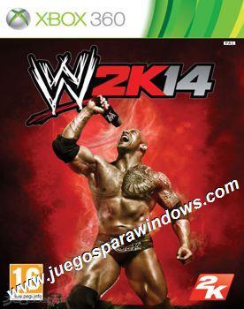 WWE 2K14 XBOX 360 ESPAÑOL Descargar