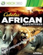 Cabelas African Adventures XBOX 360 Descargar (Region NTSC-U) XGD2 (iMARS)