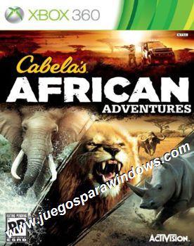 Cabelas African Adventures XBOX 360 Descargar (Region N...