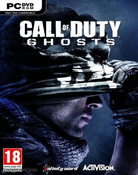 Call Of Duty Ghosts PC ESPAÑOL