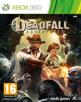 Deadfall Adventures XBOX 360 (Region FREE) XGD2 (COMPLE...